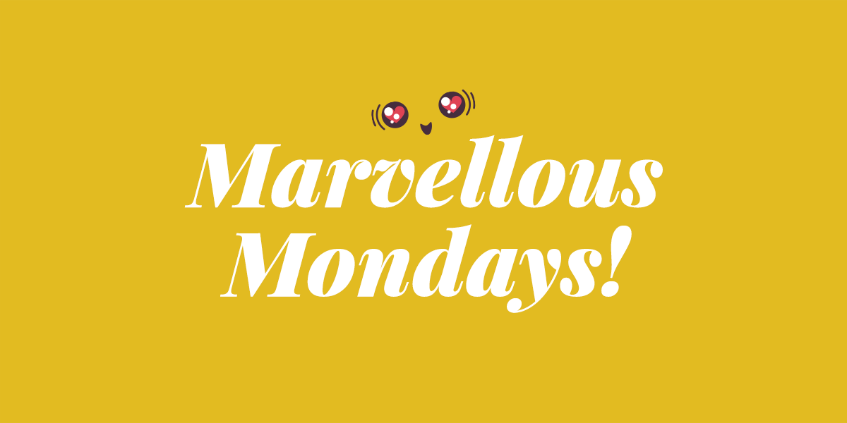 May Your Mondays Be Marvellous #1 - New parenting & lifestyle blogger linky