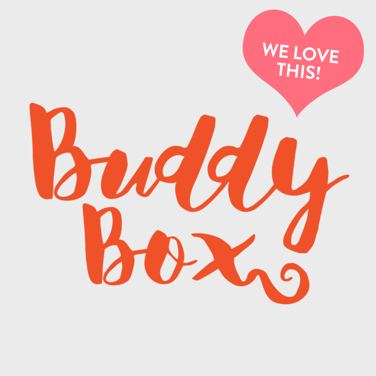 Buddy Box by Blurt It Out - A thoughtful gift for anyone affected by depression