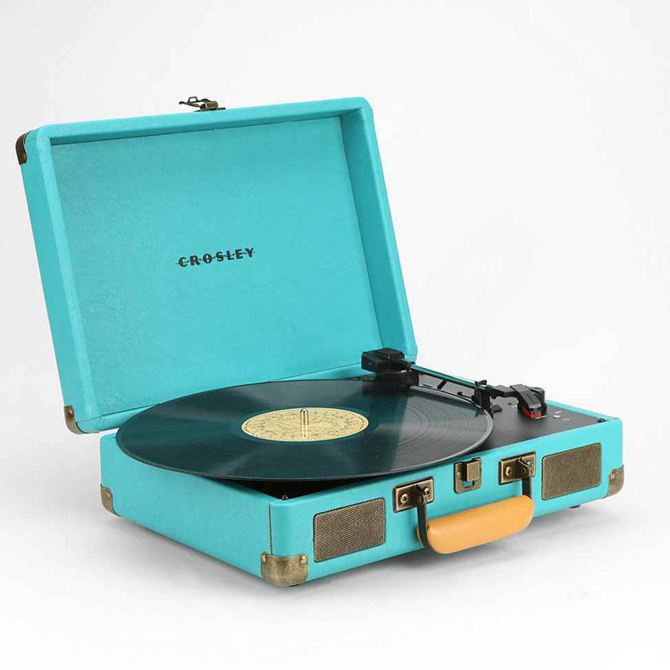 Crosley Cruiser Turntable - Urban Outfitters UK