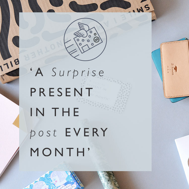 Monthly Surprise Subscription - Not Another Bill