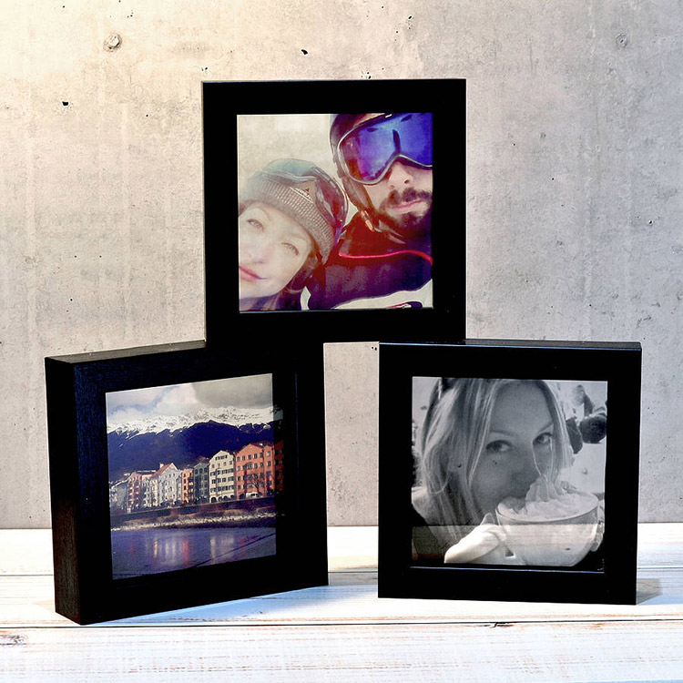 Transparent Photo Frames - Not on the High Street